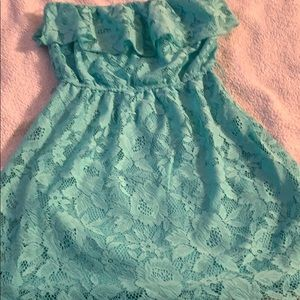 Tube top dress size small
